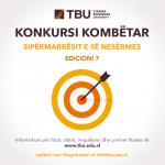 Konkursi kombëtar sipërmarresit dhe juristët e se nesërmes organizuar nga TBU
