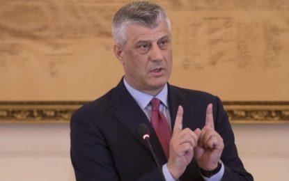 Thaçi këmbëngul: 100 deputetë pas meje për Ushtrinë, do bind dhe SHBA me BE