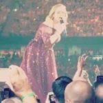 Incident i Adele me punonjësin e sigurisë gjatë koncertit