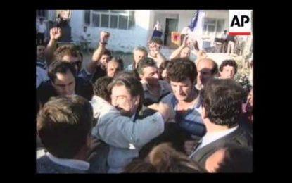 Atentatori i Berishës/ Historia e Ilir Çetës, granatë Berishës në '97