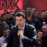 Basha thyen tabunë e çadrës dhe kujton kohën e Skënderbeut: Nuk lëshojmë asgjë nga …