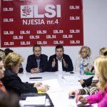 Kreu i LSI Tiranë, Braimllari: Për LSI forca dhe mbështetja e grave është thelbësore