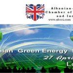 Forum për Investimet në Energjinë e Rinovueshme në Londër