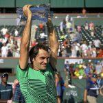 """Federer s'njeh kufij, triumfon edhe në """"Indian Wells"""""""