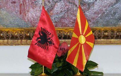 Shkup-Tiranë, zjarr nacionalist