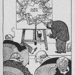 Publikohet karikatura e 1913-s: Mosmarrëveshjet kufitare për Shqipërinë