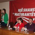 Kryetarja e LRI, Floida Kërpaçi: Matura Shtetërore të ofrojë shanse të barabarta për të gjithë ne