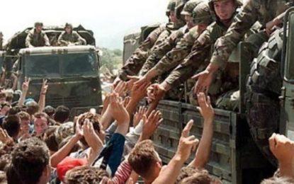 50 mijë trupa të KFOR-it erdhën në Kosovë para 18 vjetëve
