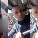Tmerron vajzat në urbanin e Tiranës, manjaku masturbon në mes të autobusit (VIDEO)