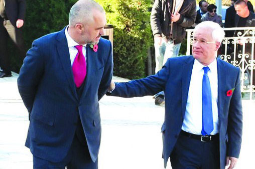Aleati thirrje Ramës: Merri seriozisht kërcënimet e Berishës