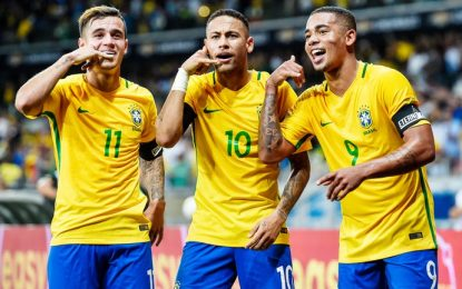 Statistika të frikshme. 8 ndeshje 8 fitore, por te Brazili janë të shqetësuar