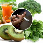 Si të pastroni organizmin nga nikotina e duhanit përmes ushqimeve