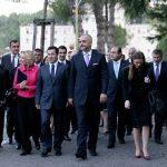 Ikin katër ministra. Vijnë Xhaçka, Muçmata, Gjylameti dhe Fino