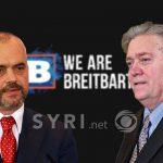 Media e këshilltarit kryesor të Trump: Rama udhëheqësi më i vendosur anti-Trump në Europë