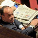 Senatori italian, Di Biagio mbështet Bashën