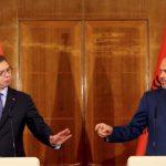 Edi Rama sfidon kryeministrin serb Vuçiç