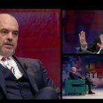 Tension në Top Story/ Rama sulmon Sokol Ballën pas pyetjeve të forta