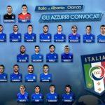 Italia, Ventura me risi ndaj Shqipërisë