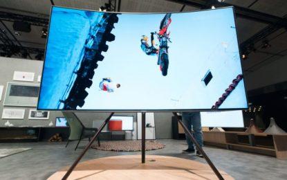 Samsung prezanton televizorët e së ardhmes