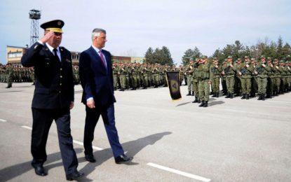 Mediat serbe në panik: Thaçi paralajmëron themelimin e Ushtrisë së Kosovës