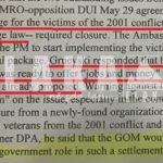 """""""Wikileaks"""" publikon marrëveshjen e Nikolla Gruevskit dhe Ali Ahmetit në vitin 2007"""