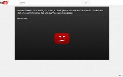 Youtube: Mbrojtje e rinisë apo censurë?