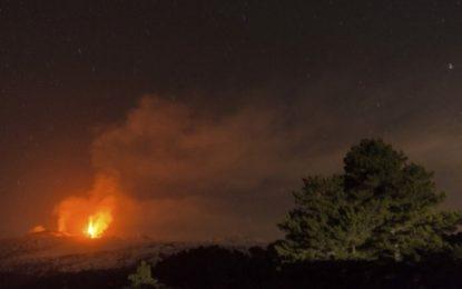 Shpërthimi i vullkani Etna do ketë pasoja në Shqipëri dhe Kosovë, merrni masa