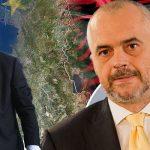 """BE në ankth, Edi Rama """"kërcënon"""" Brukselin: Anëtarësim i Shqipërisë ose kaos"""
