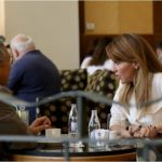 Kriza politike, deputetja e PD-së Majlinda Bregu takohet me ambasadorin Lu: Për çfarë biseduam