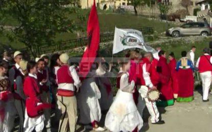 Arbëreshët festojnë fitoren e Skënderbeut për herë të parë në Krujë