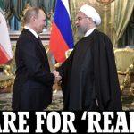 """Përgatitja për luftë të vërtetë, koalicionet e shteteve dhe kërcënimi për """"vijat e kuqe"""" (FOTO)"""
