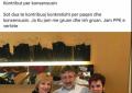 Andi Bejtja i paparë në postimin e tij! Me gruan dhe ish-gruan në foto