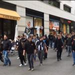 VIDEO/ Ndizet atmosfera në Barcelonë, shikoni çfarë po ndodh jashtë stadiumit
