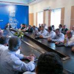 Lulzim Basha mbledhje me krerët e degëve të PD