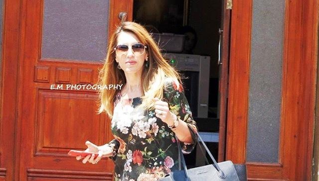 Majlinda Bregu në parlament, si modelet në pasarelë (FOTO)