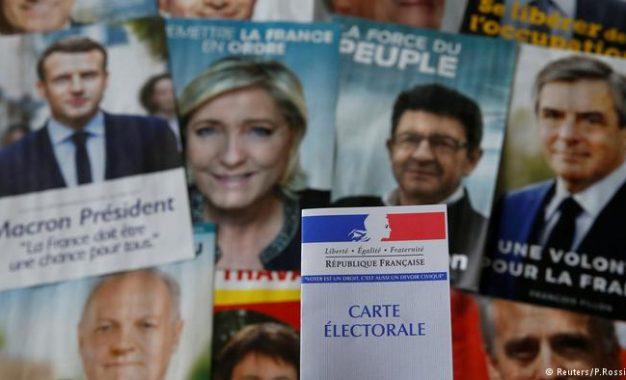 Franca voton, Europa mban frymën