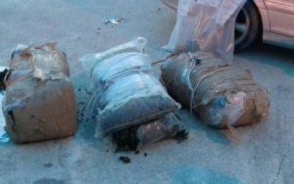 Sekuestrohen 97 kg kanabis në ujërat detare të Karaburunit, në kërkim trafikantët