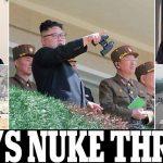 Lufta bërthamore mund të shpërthejë çdo moment (FOTO)