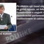 PE, Kukan: Kriza politike në Shqipëri dhe Maqedoni, serioze