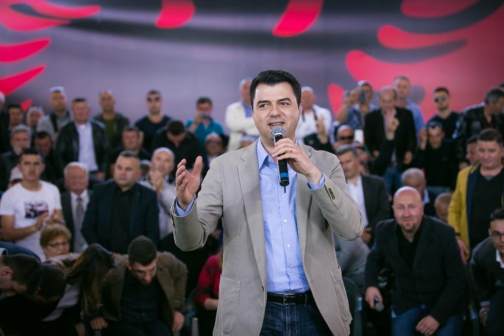 Basha i përgjigjet PS-LSI: Oferta ime – President nga populli!