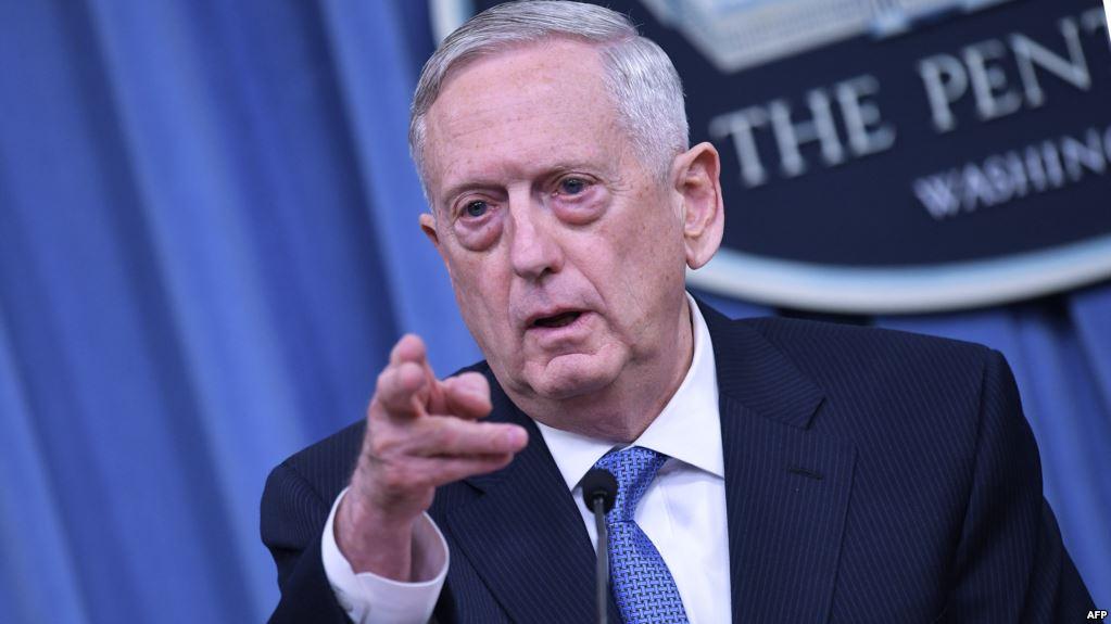 Mattis: S'ka dyshim se Siria nuk i ka dorëzuar të gjitha armët kimike