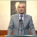 Presidenti i Italisë uron Metën: Gjatë presidencës suaj, Tirana do kontribuojë për stabilitetin në rajon