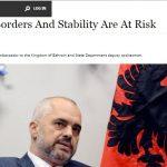 """Analiza në """"Forbes"""": Qeveria Rama, rrezik edhe për Europën"""