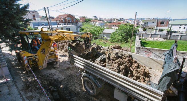 """Nis ndërtimi i rrugës """"Dalip Topi"""", Veliaj: Kemi investuar 11 herë më shumë"""