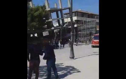 Shembet ndërtesa 5 katëshe me 36 kg tritol (VIDEO)
