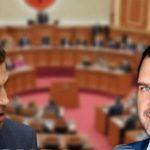 Peleshi: I kemi emrat për President, por presim opozitën; Bushati: Po gënjen