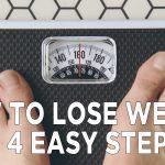 Si të humbasim kile me 4 hapa të thjeshtë (VIDEO)
