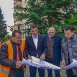 """Bashkia e Tiranës nis ndërtimin e plotë të rrugës """"Faik Konica"""""""