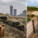 Bunkeri i nëndheshëm nazist, edhe me sauna (FOTO)
