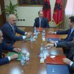 Batutat në takimin Rama-Basha në Presidencë: Mos më fol si në çadër se…